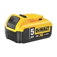 Baterija XR 18V 5.0Ah Li-on DeWalt