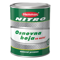 Hemmax Osnovna boja za metal 25kg  Nevena color