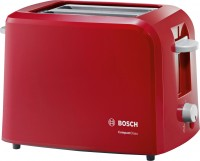 Gril-toster 900W crveni Bosch